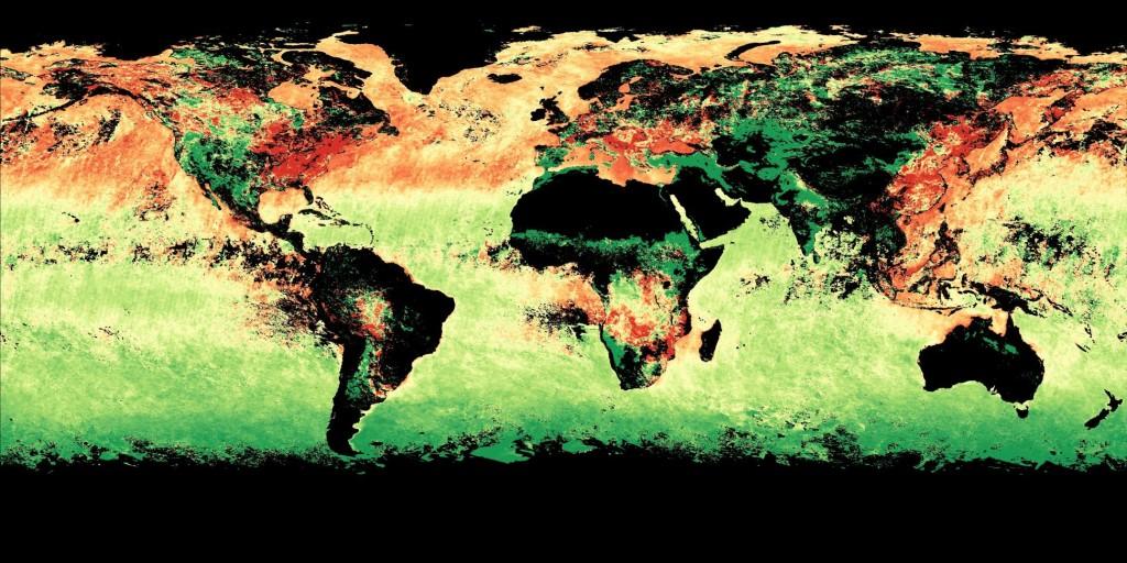 Aerosoles y su efecto en el cambio climático