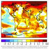 El calentamiento global en un diagrama que no deja dudas