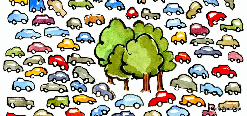 Autos y el ambiente