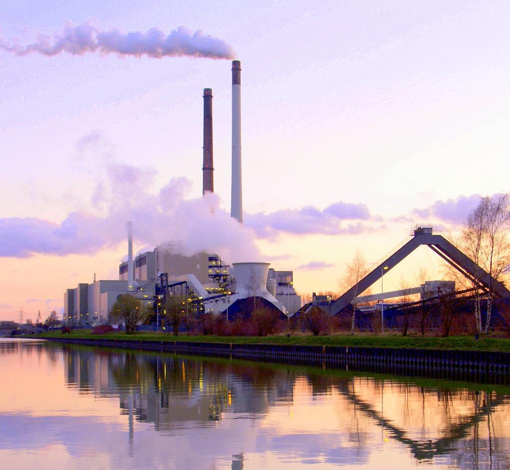 Planta Termoeléctrica a Carbón