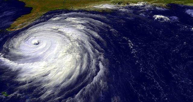 Supertormentas, Huracanes y Clima Extremo