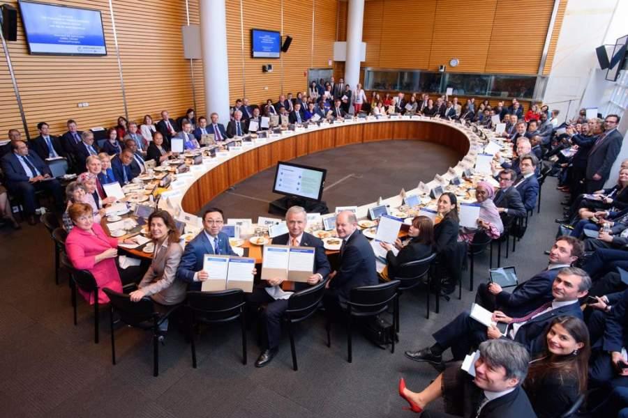 Crean Coalición de Ministros de Finanzas para la Acción Climática